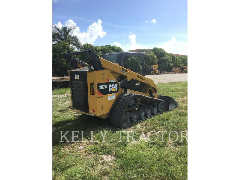 CATERPILLAR CARGADORES MULTITERRENO 297D equipment  photo 7