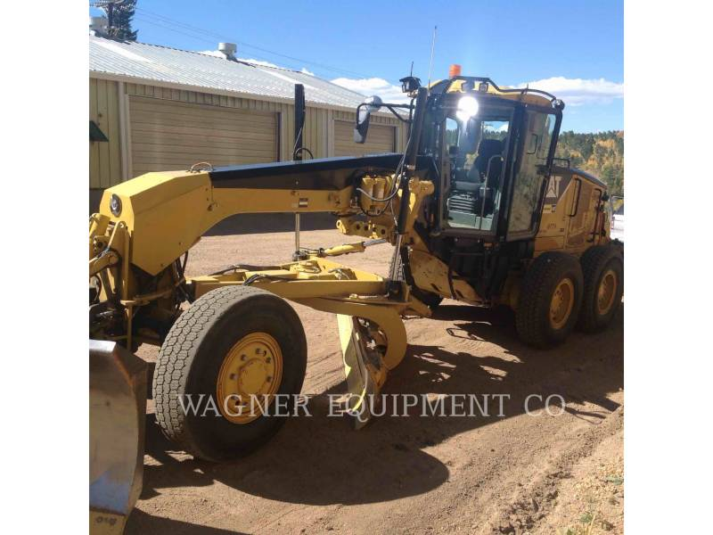 CATERPILLAR MOTONIVELADORAS 140M AWD equipment  photo 4