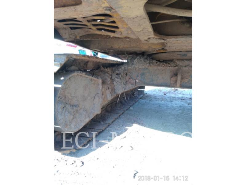 CATERPILLAR ESCAVATORI CINGOLATI 305.5 E CR equipment  photo 17