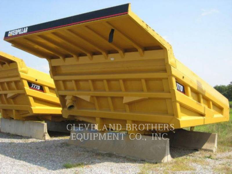 CATERPILLAR OFF HIGHWAY TRUCKS 777D equipment  photo 5