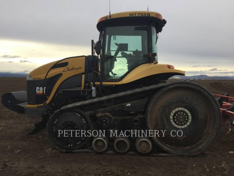 AGCO AG TRACTORS MT765B equipment  photo 5