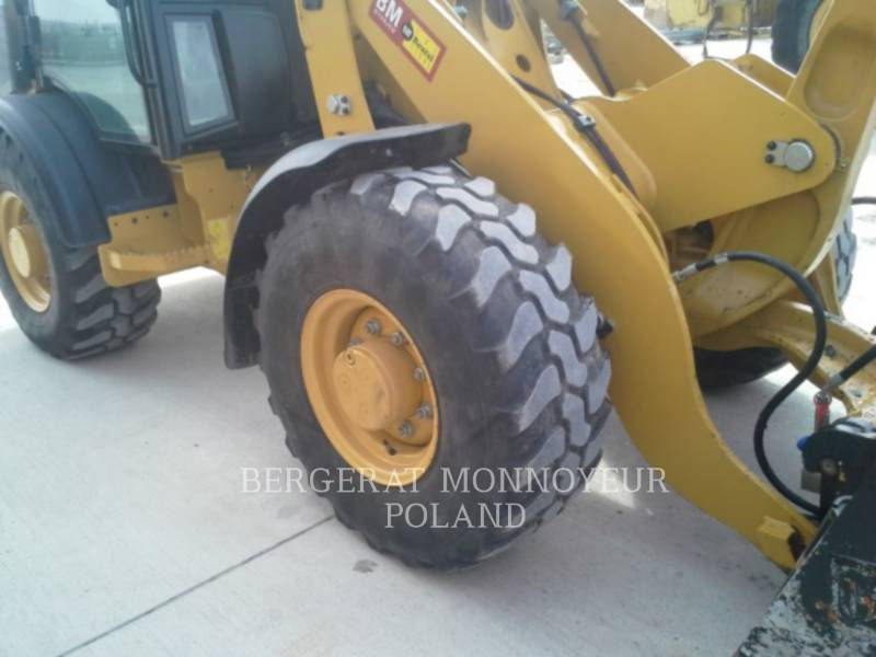 CATERPILLAR PALE GOMMATE/PALE GOMMATE MULTIUSO 906 M equipment  photo 7