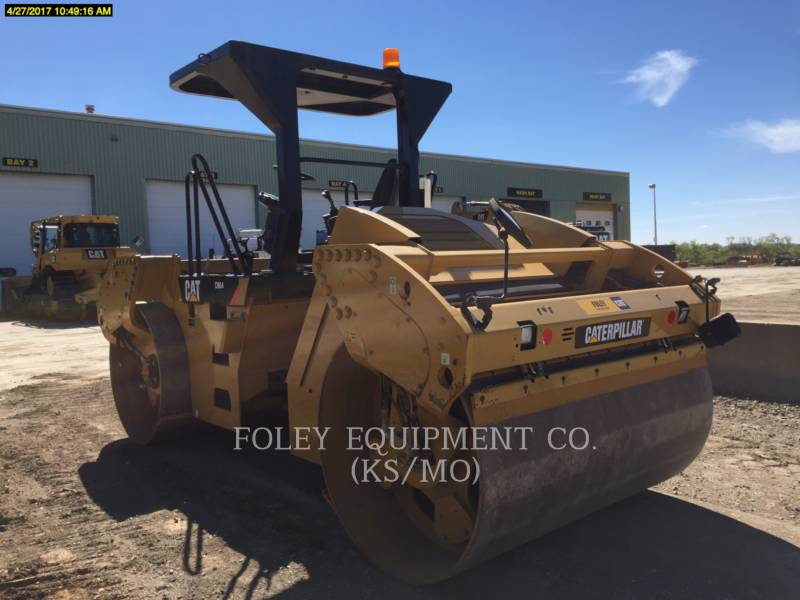 CATERPILLAR TANDEMVIBRATIONSWALZE, ASPHALT CB64 equipment  photo 4