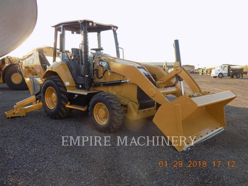 CATERPILLAR BACKHOE LOADERS 416F2ST equipment  photo 1