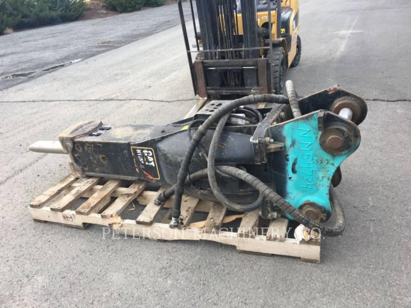 CATERPILLAR  MARTELLO H115ES 312 equipment  photo 2