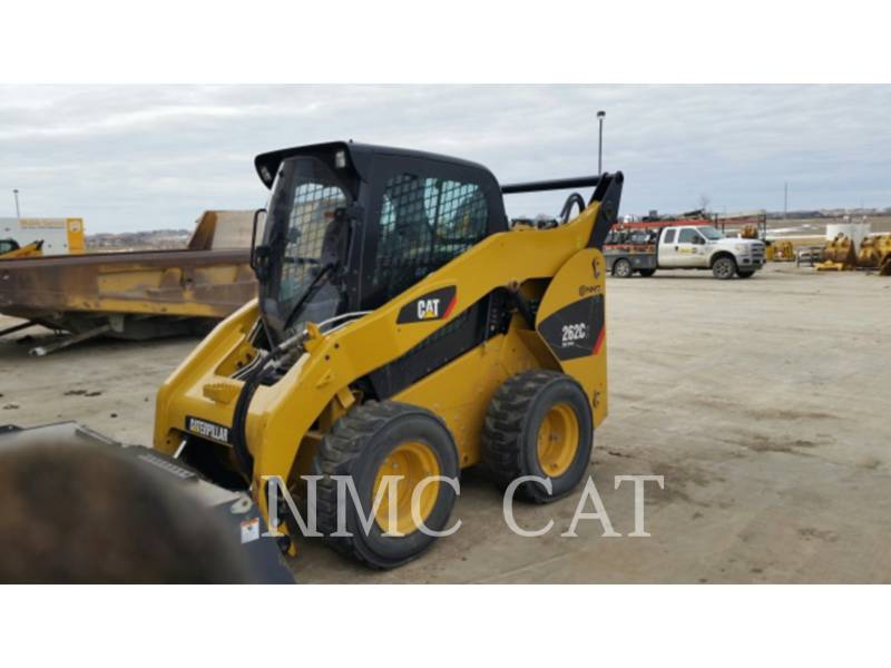 CATERPILLAR MINICARREGADEIRAS 262C2 equipment  photo 1