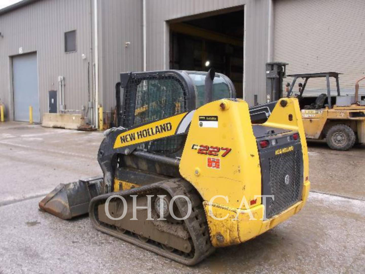 Detail photo of 2013 New Holland CT227 from Construction Equipment Guide