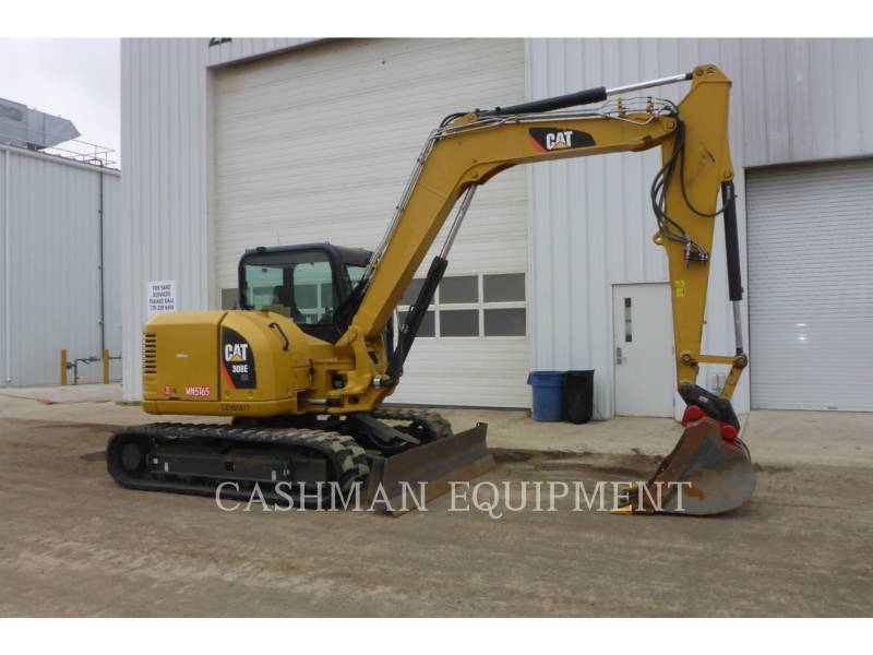 CATERPILLAR PELLES SUR CHAINES 308ECR SB equipment  photo 2