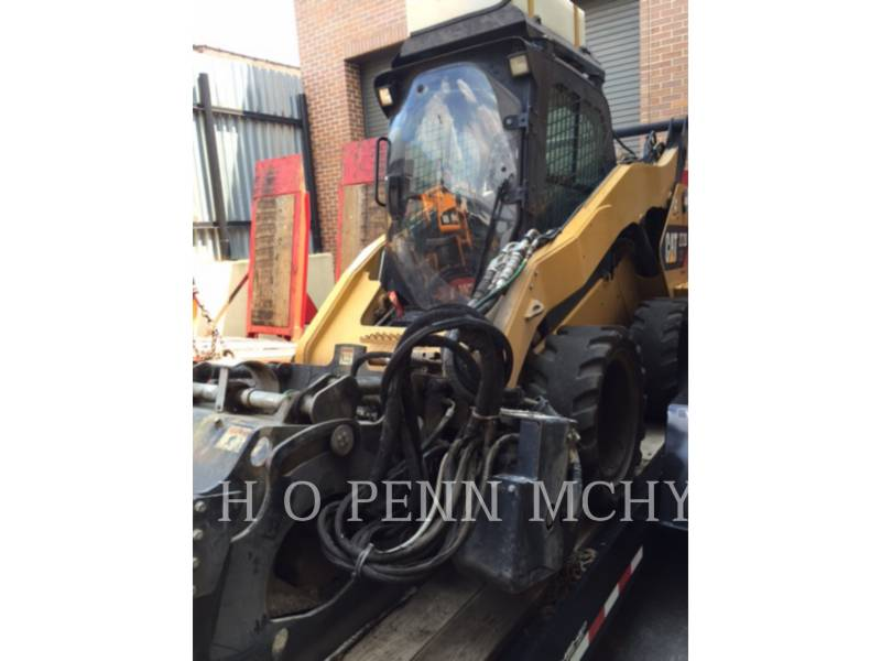 CATERPILLAR MINICARREGADEIRAS 272DXHP equipment  photo 15