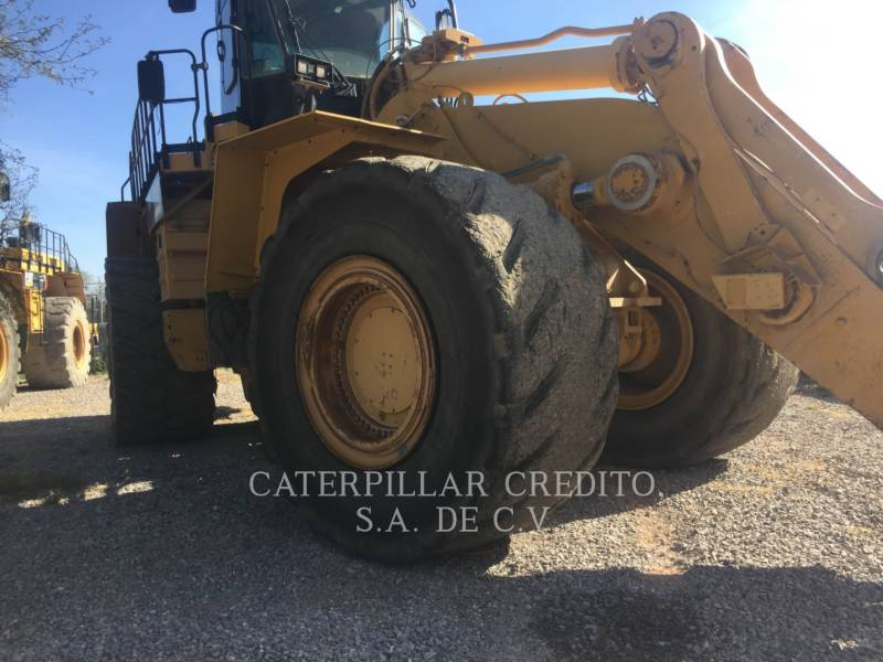 CATERPILLAR WHEEL LOADERS/INTEGRATED TOOLCARRIERS 992KLRC equipment  photo 7