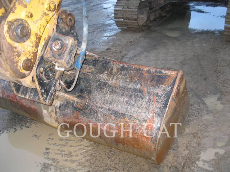 CATERPILLAR TRACK EXCAVATORS 312D equipment  photo 13