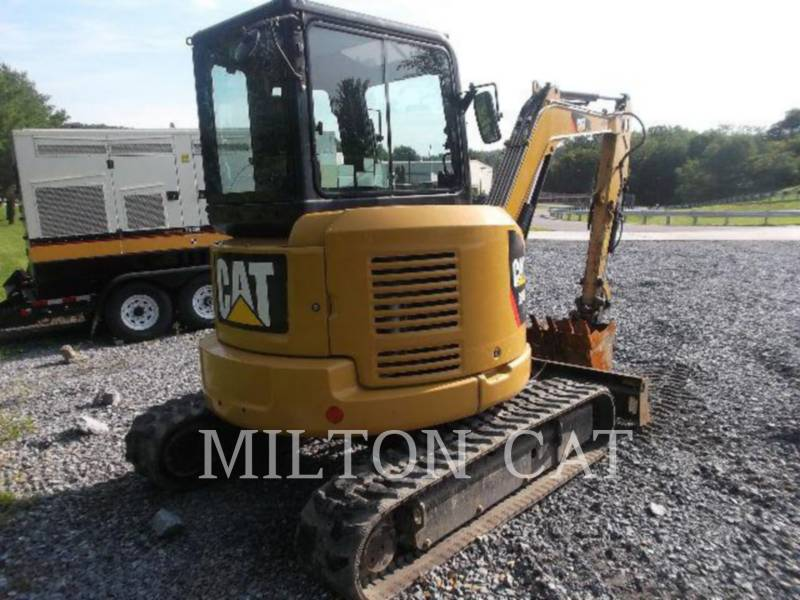 CATERPILLAR TRACK EXCAVATORS 304E CR equipment  photo 2