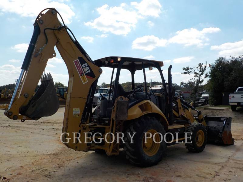 CATERPILLAR BACKHOE LOADERS 430FIT equipment  photo 9