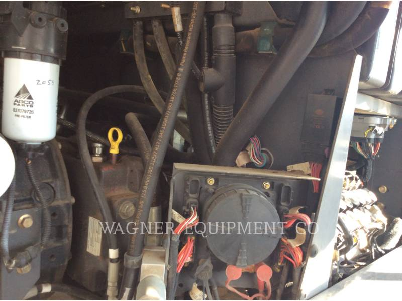 AGCO WYPOSAŻENIE ROLNICZE DO SIANA WR9760/DH equipment  photo 21