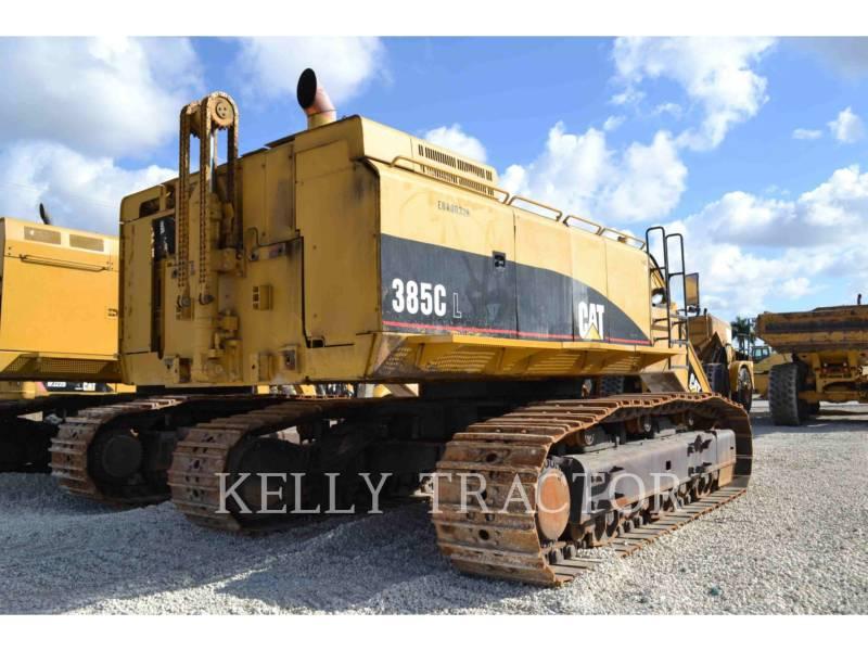 CATERPILLAR TRACK EXCAVATORS 385CL equipment  photo 3
