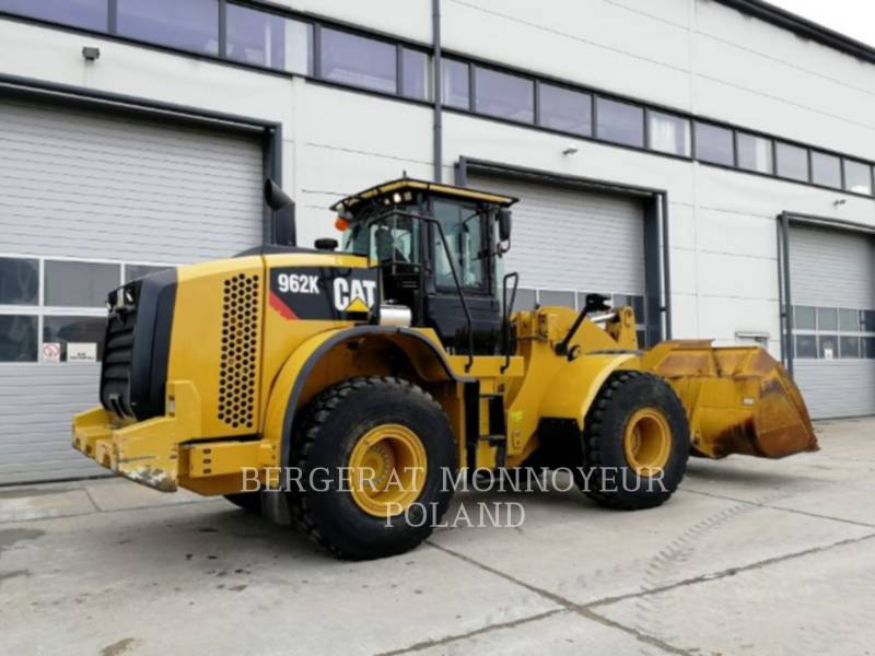 CATERPILLAR CARGADORES DE RUEDAS 962K equipment  photo 5