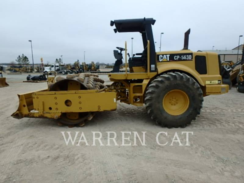 CATERPILLAR FINISSEURS CP563D equipment  photo 3