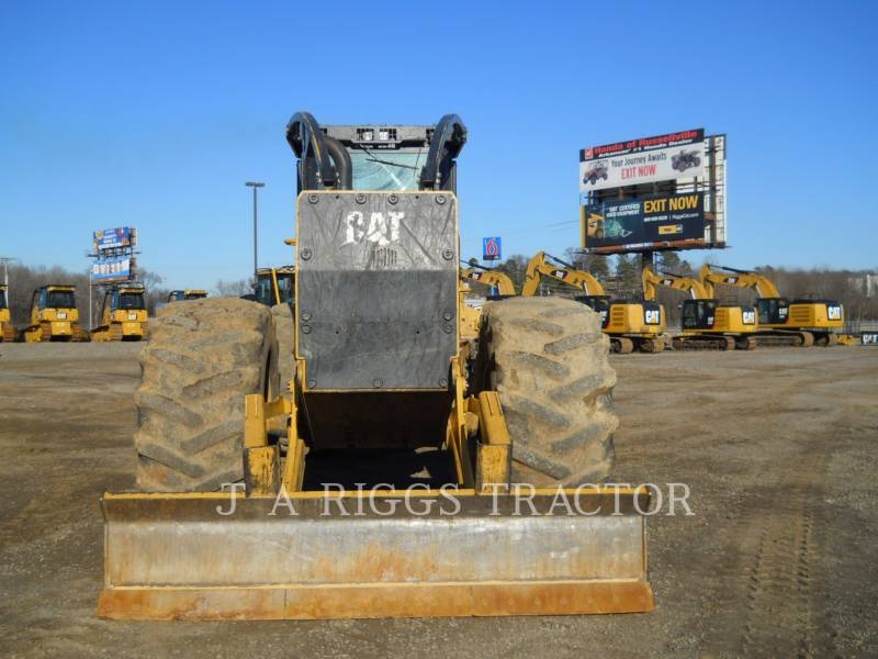 CATERPILLAR 林業 - スキッダ 545D DF equipment  photo 8