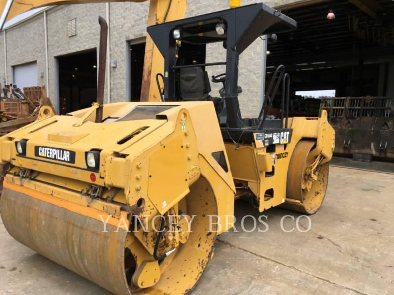 CATERPILLAR COMPACTORS CB-564D equipment  photo 4