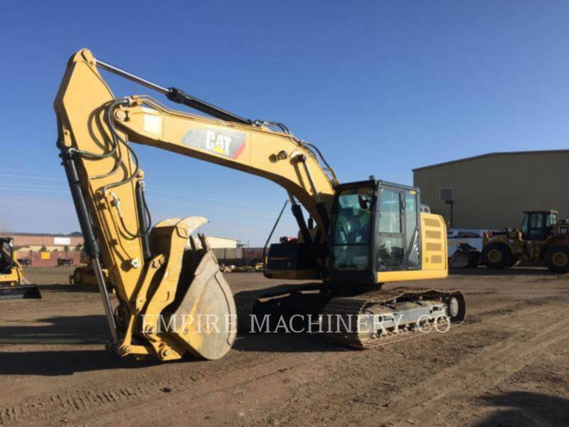 CATERPILLAR EXCAVADORAS DE CADENAS 320ELRRTHP equipment  photo 1