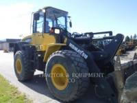 KOMATSU CARGADORES DE RUEDAS WA250PZ equipment  photo 7