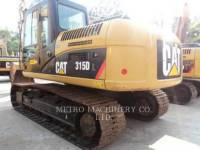 CATERPILLAR PELLES SUR CHAINES 315DL equipment  photo 6
