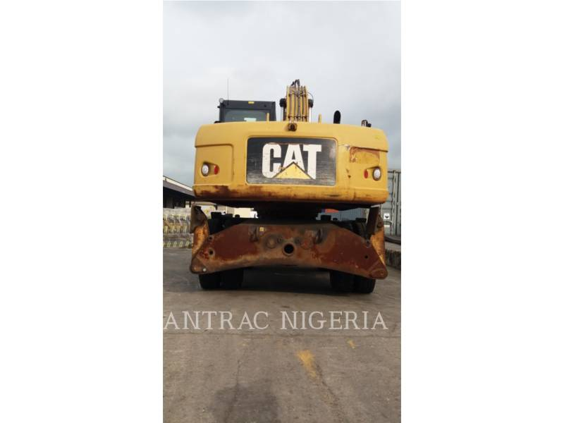 CATERPILLAR WHEEL EXCAVATORS M318 D equipment  photo 2