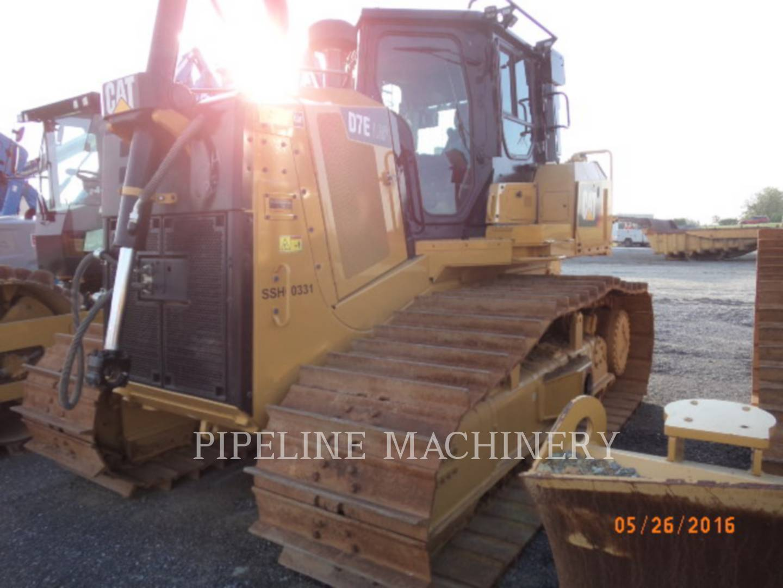Detail photo of 2015 Caterpillar D7E from Construction Equipment Guide