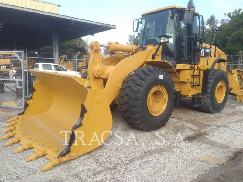 Caterpillar ÎNCĂRCĂTOARE PE ROŢI/PORTSCULE INTEGRATE 966H equipment  photo 1