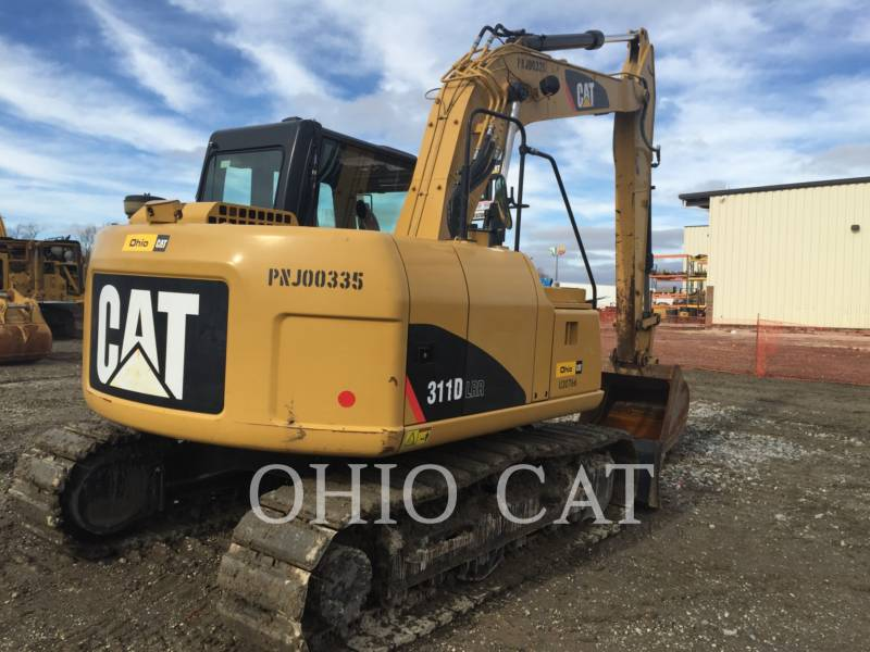 CATERPILLAR TRACK EXCAVATORS 311DLRR equipment  photo 9