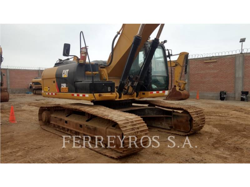 CATERPILLAR EXCAVADORAS DE CADENAS 329D2L equipment  photo 4