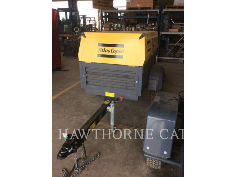 ATLAS-COPCO AIR COMPRESSOR (OBS) 185 XAS equipment  photo 5