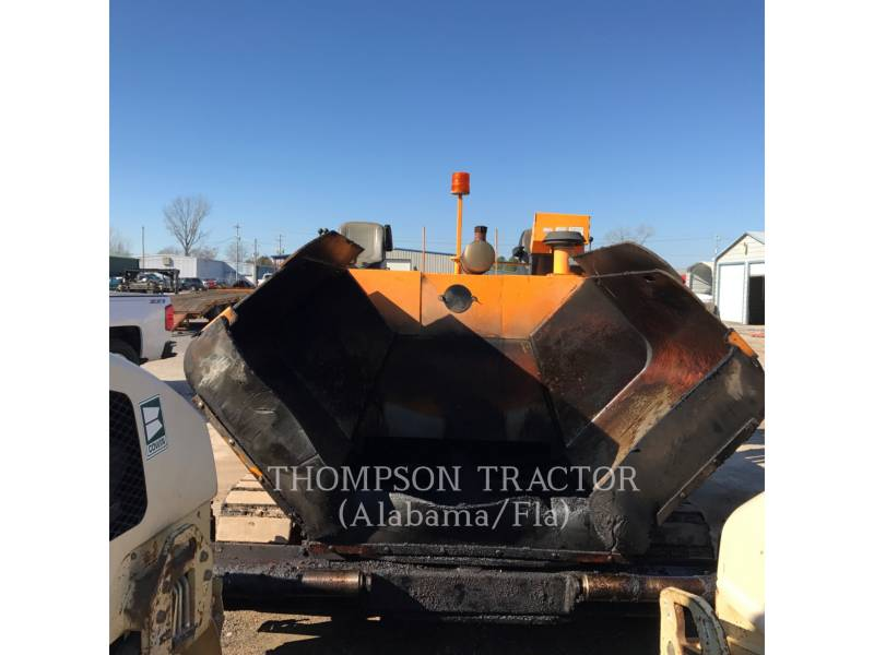 BLAW KNOX / INGERSOLL-RAND ASPHALT PAVERS PF-1510 equipment  photo 7