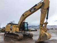CATERPILLAR TRACK EXCAVATORS 329F L CF equipment  photo 3