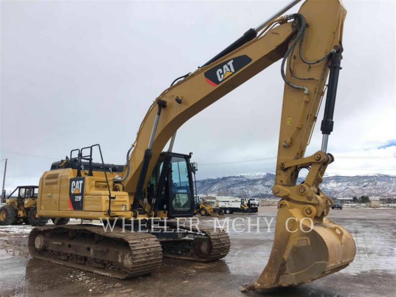 CATERPILLAR EXCAVADORAS DE CADENAS 329F L CF equipment  photo 3
