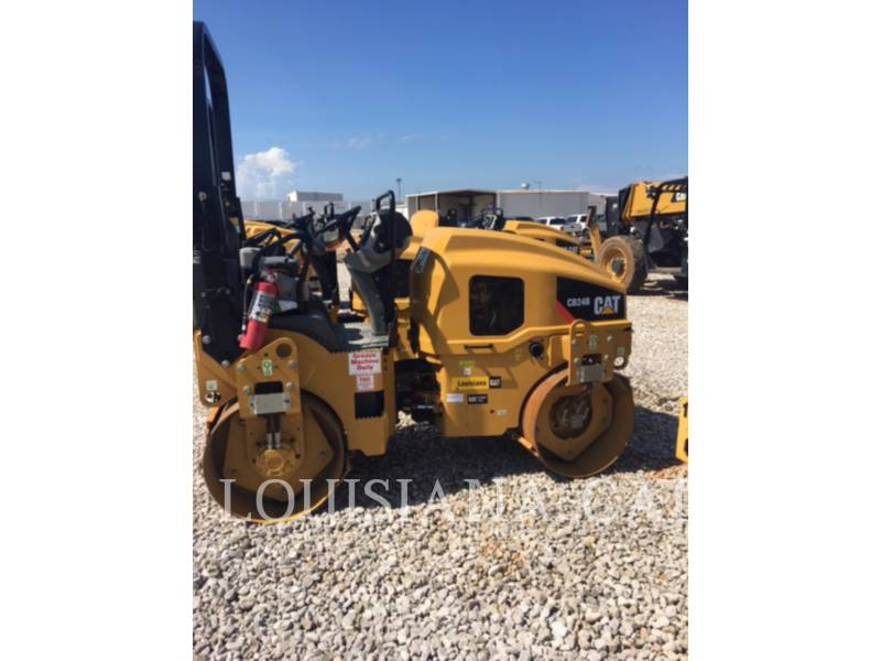 CATERPILLAR COMPACTADORES CB24B equipment  photo 8