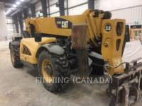 Equipment photo CATERPILLAR TL1255 CHARGEUR À BRAS TÉLESCOPIQUE 1