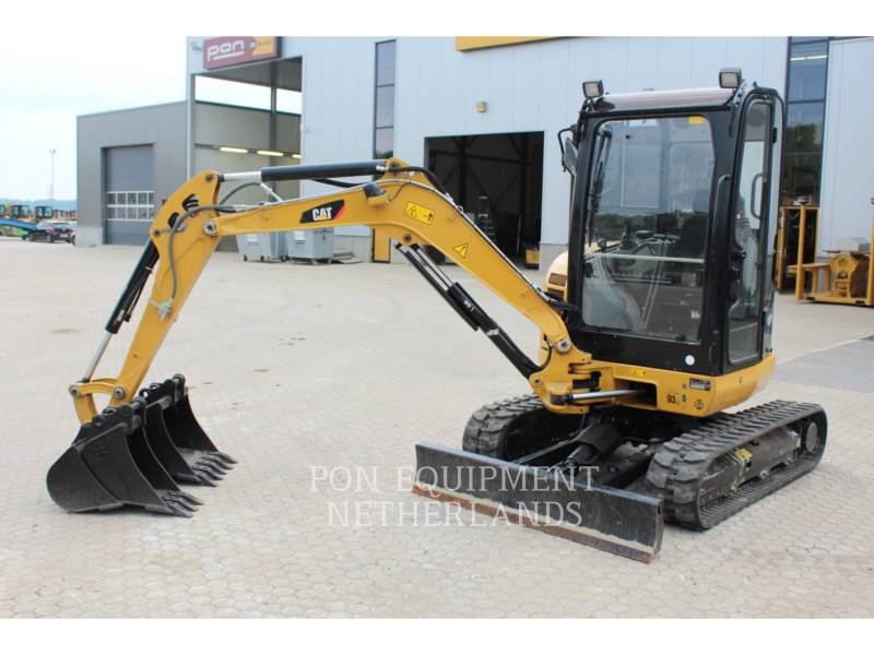 CATERPILLAR KETTEN-HYDRAULIKBAGGER 302.7 D CR equipment  photo 22