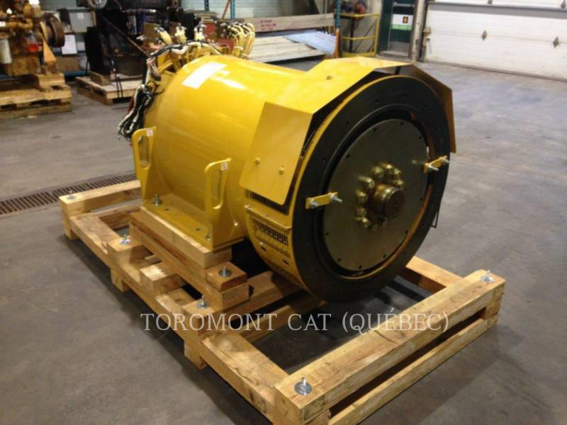 CATERPILLAR КОМПОНЕНТЫ СИСТЕМ 1500KW, 480 VOLTS, 60HZ, SR5 equipment  photo 9