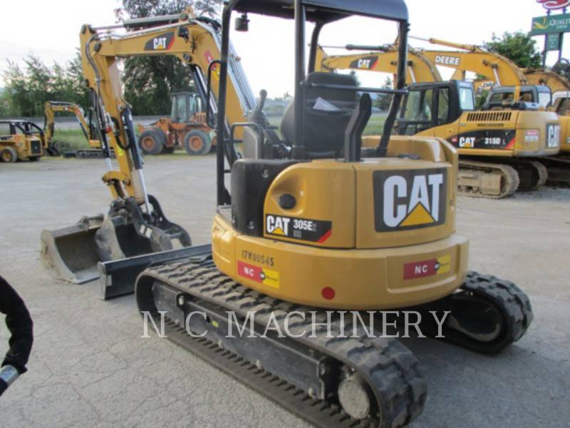 CATERPILLAR TRACK EXCAVATORS 305E2 CRCN equipment  photo 4