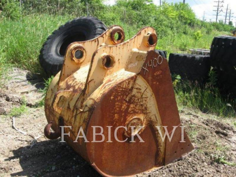 CENTRAL FABRICATORS WT - BUCKET JD 450CLC equipment  photo 3
