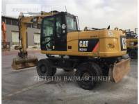 CATERPILLAR PELLES SUR PNEUS M316D equipment  photo 3
