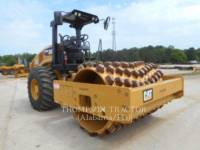 Equipment photo CATERPILLAR CP54B VIBRATORY SINGLE DRUM PAD 1