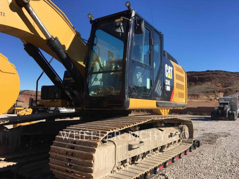 CATERPILLAR EXCAVADORAS DE CADENAS 324E L THM equipment  photo 2