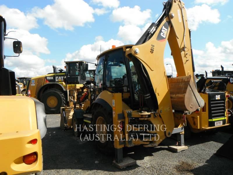 CATERPILLAR BACKHOE LOADERS 432F equipment  photo 4