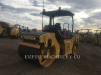 CATERPILLAR TANDEMOWY WALEC WIBRACYJNY DO ASFALTU (STAL-STAL) CB10 equipment  photo 2
