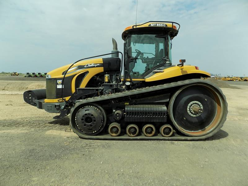 CATERPILLAR TRACTORES AGRÍCOLAS MT855C equipment  photo 2