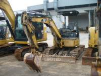 Equipment photo CATERPILLAR 303.5DCR KOPARKI GĄSIENICOWE 1