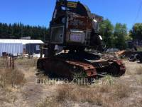 TIMBCO FORESTRY - FELLER BUNCHERS - TRACK T445D equipment  photo 10