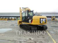 Equipment photo CATERPILLAR 313D TRACK EXCAVATORS 1